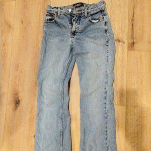 LEI Blue Bootcut Denim Jeans - Juniors Size 7 EUC